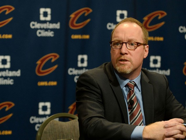 David Griffin stepped down as Cavs GM in an odd sequence of events