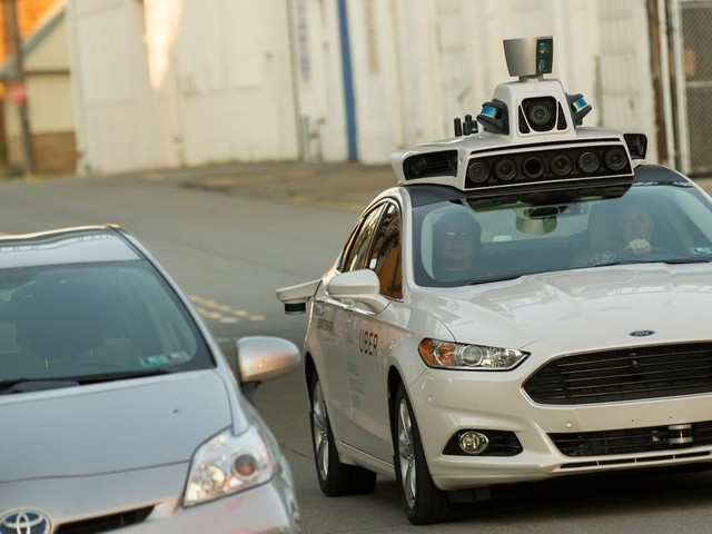 Self-driving cars could actually make congestion much worse