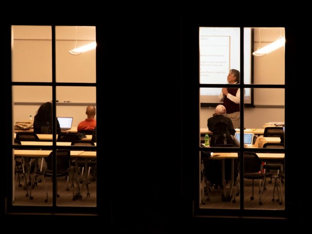 Faculty face uphill battle adapting to needs of today's students