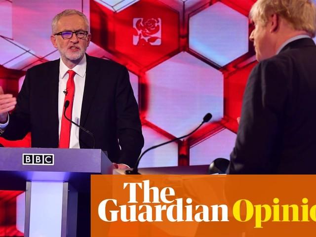 The Corbyn and Johnson TV debate: our writers' verdicts   Martin Kettle, Katy Balls, Owen Jones, Gaby Hinsliff