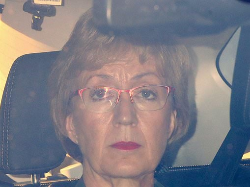 Will charge of disloyalty return to sink Andrea Leadsom again, asks ANDREW PIERCE