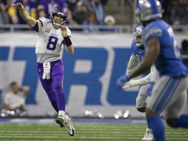 NFL power rankings all over the map when it comes to Vikings