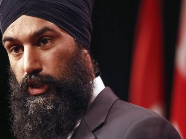 Jagmeet Singh Wants To Outlaw Racial Profiling. Here's How He Can Start