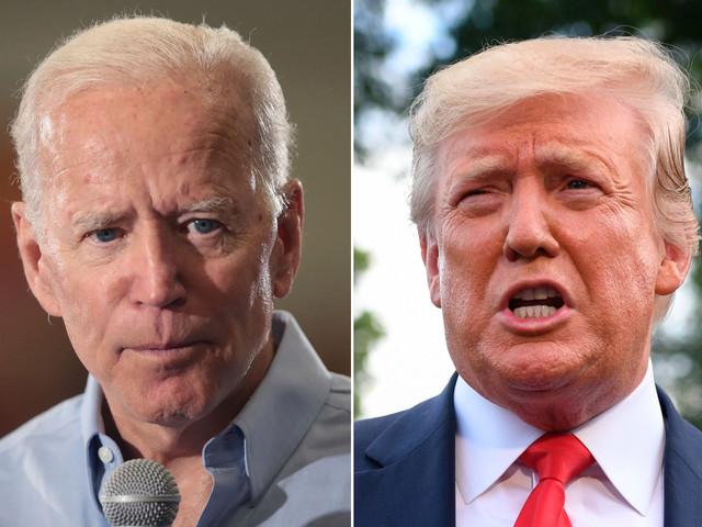 Joe Biden blasts Trump's Iran policy as 'self-inflicted disaster'