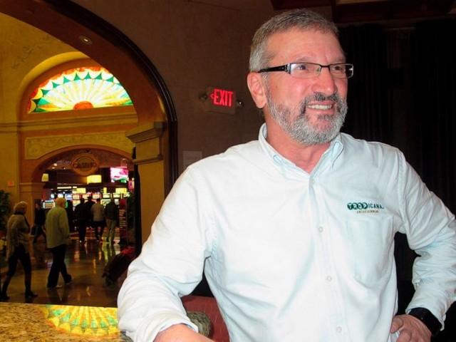 Caesars names veteran of Vegas Strip as new CEO