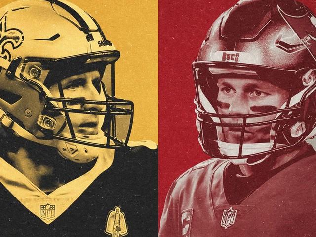 NFL Week 9 Will Be Defined by Tom Brady vs. Drew Brees