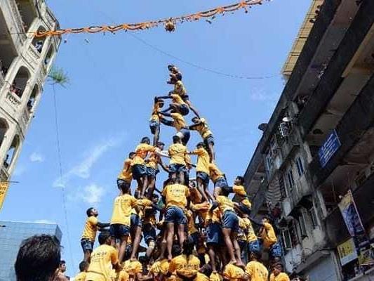 119 Injured In ''Dahi-Handi'' Festival In Maharashtra