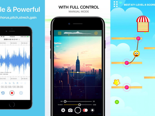 7 paid iPhone apps on sale for free on July 5th