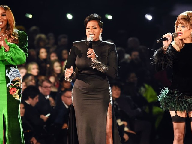 Yolanda Adams, Fantasia Barrino, and Andra Day Pay Dazzling Homage to Aretha Franklin at the Grammys