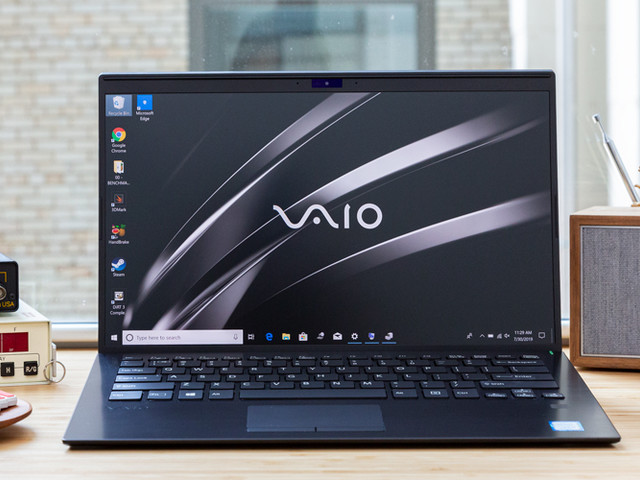Vaio SX14 Review