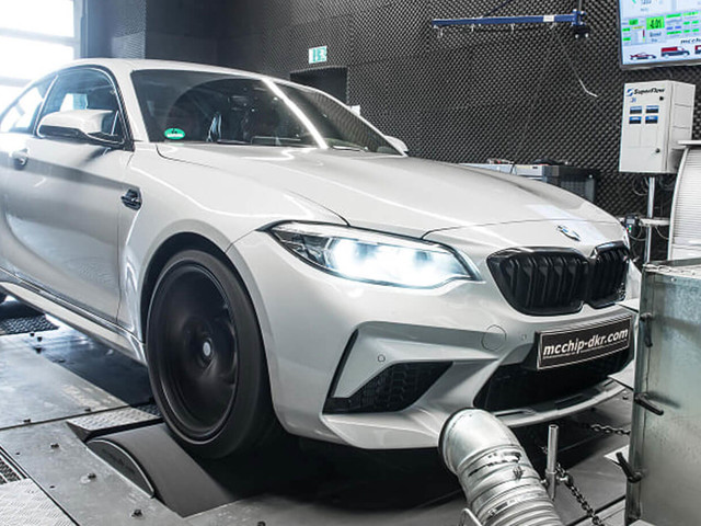 We'll Have A BMW M2 Competition With McChip's 592 HP Upgrade, Thank You Very Much!