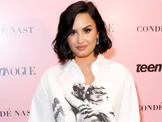Demi Lovato Hints at Her Return to Music