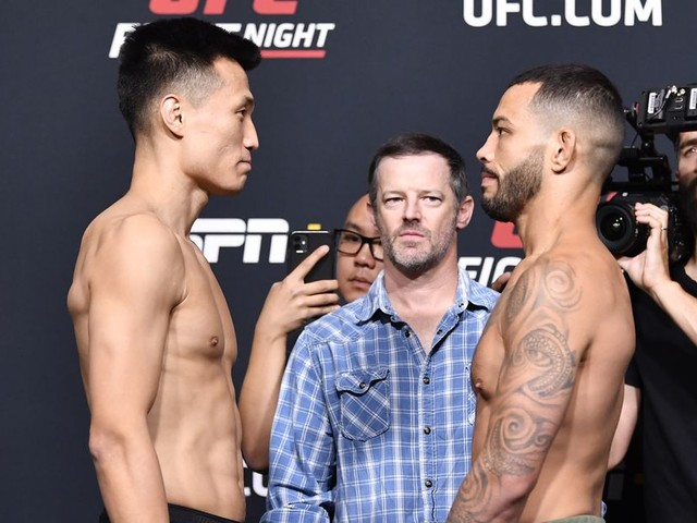 UFC Vegas 29: Korean Zombie vs. Ige fight night coverage