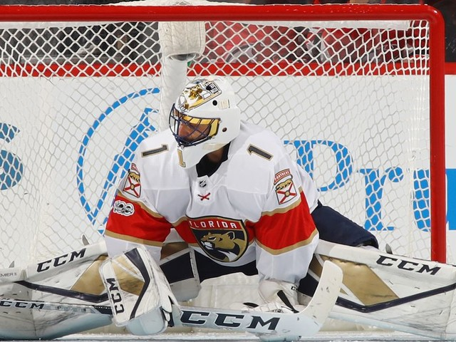 Roberto Luongo injury could be the final blow to Panthers' disastrous season