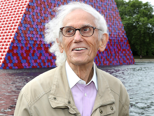 Christo Dead - Artist of Momumental Works of Art Dies at 84