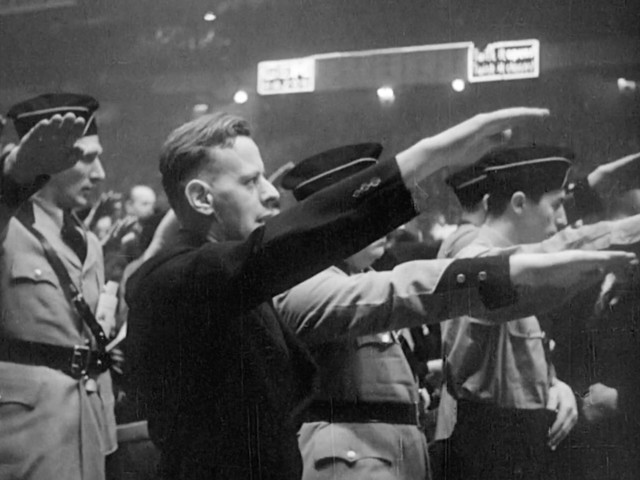 20,000 Americans Hold a Pro-Nazi Rally in Madison Square Garden in 1939: Chilling Video Re-Captures a Lost Chapter in US History