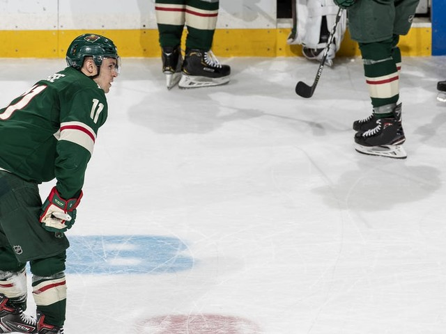 Wild's Zach Parise out; Rem Pitlick will make NHL debut for Predators