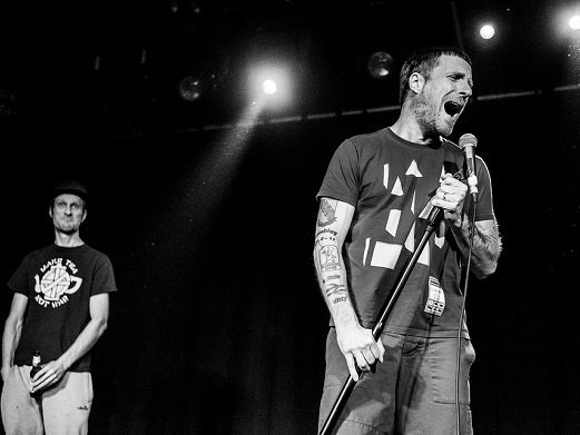 Sleaford Mods leading UK Record Store Chart with Eton Alive