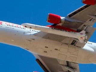Richard Branson's Virgin Orbit reaches space on 2nd try