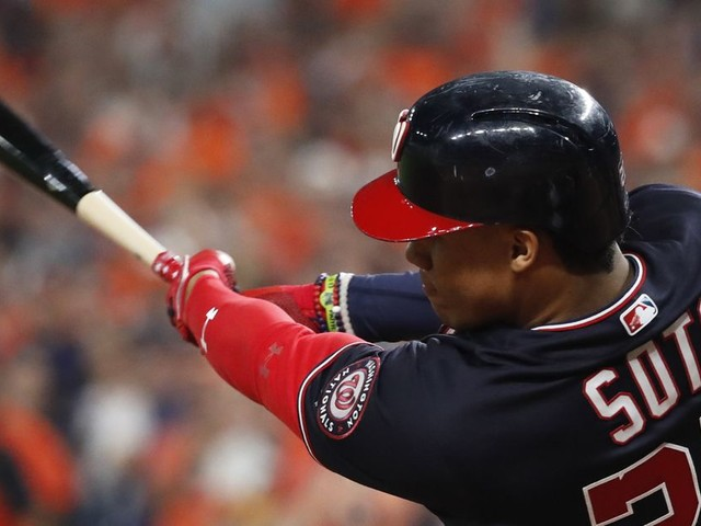 All the ways Juan Soto's World Series is already historic