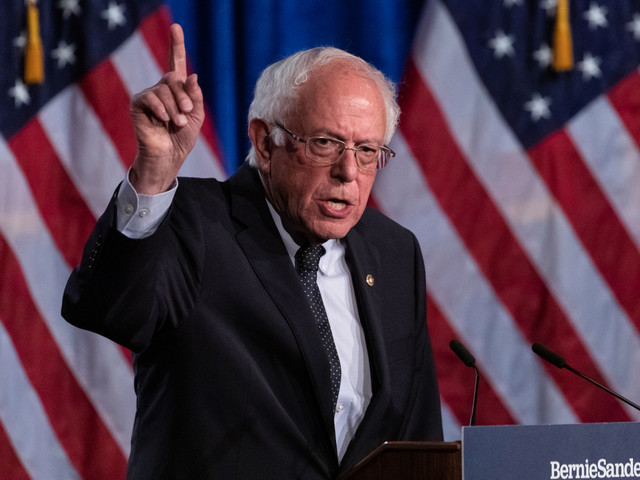 Bernie Sanders' campaign staff doesn't make $15 minimum wage he wants all workers to have