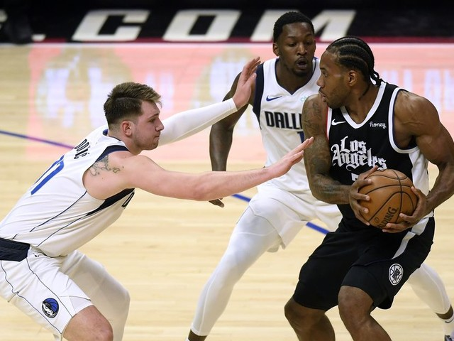 The Clippers Wanted the Mavericks. Now They've Got 'Em.