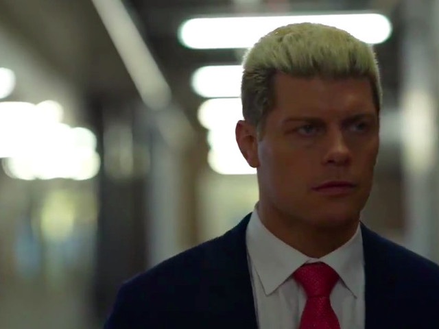 Cody Rhodes wants to make you fall in love with wrestling again