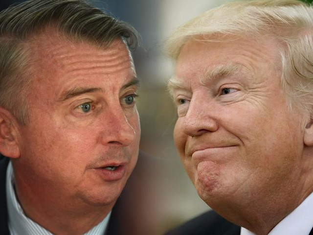 Ed Gillespie Is Attempting a Trump Maneuver in Virginia