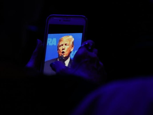 Trump Only Cares About Cybersecurity When It's Convenient