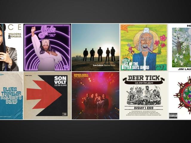 Today's New Albums: Prince, Yola, Los Lobos, Charlie Parr, Jim Lauderdale & More