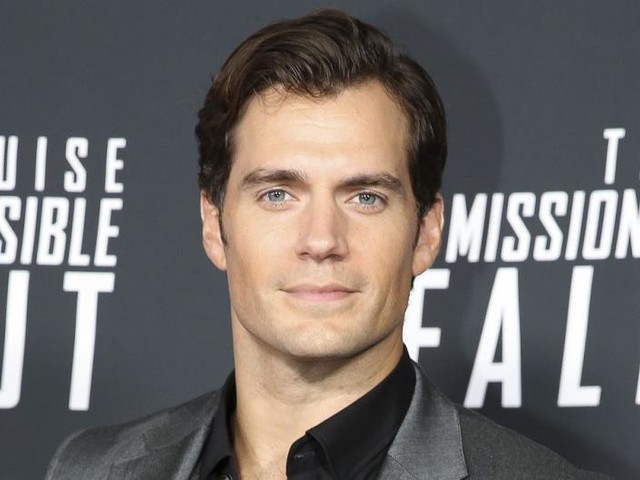 Watch: Henry Cavill says he performed his own stunts on Netflix's 'The Witcher' on 'Kimmel'
