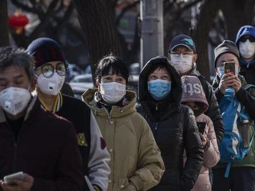 Coronavirus: death toll in China reaches 1,765, says govt.