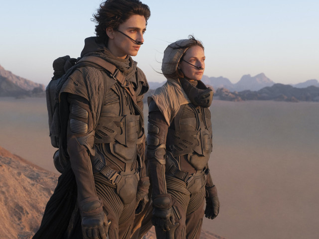 The first 'Dune' reviews are up. Here's what critics have to say.