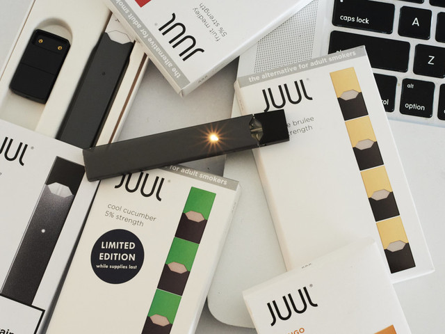 Harvard researchers discover toxin in Juul pods that can cause long-term lung damage