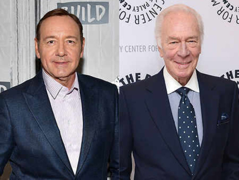 """Christopher Plummer on Replacing Kevin Spacey: """"It's Very Sad What Happened to Him"""""""