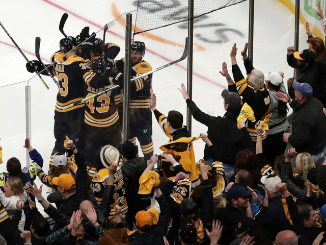 Invigorated after Game 7 win, Bruins look to Blue Jackets