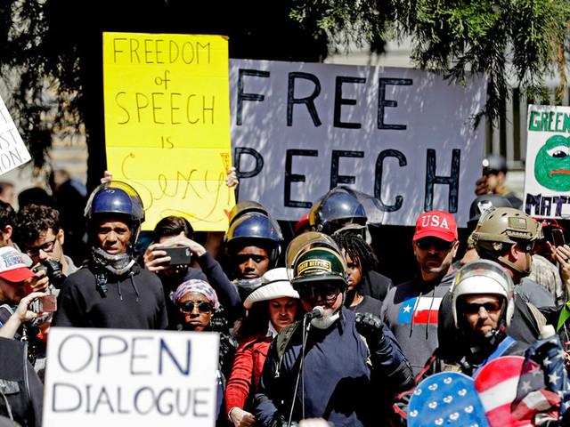 On Campus: The 'Free Speech' Hypocrisy of Right-Wing Media