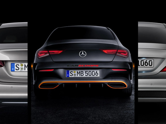 New Mercedes CLA vs Old CLA vs New A-Class Sedan: Are They All That Different?