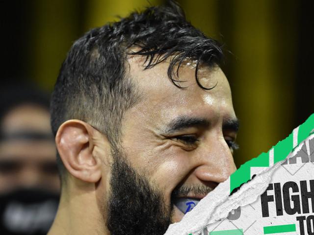 UFC Vegas 25: Reyes vs. Prochazka - Fights to make