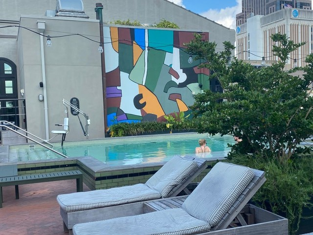 Significantly reduced room rates lured me to the Ace Hotel New Orleans — while many amenities are still closed, I was impressed by their new COVID protocols and the facilities that were open