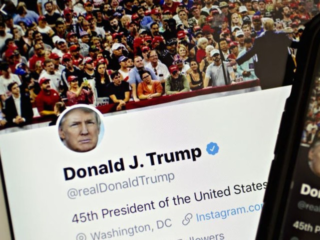 Trump's support for Iranian protestors breaks a Twitter record, something the MSM 'will not report'