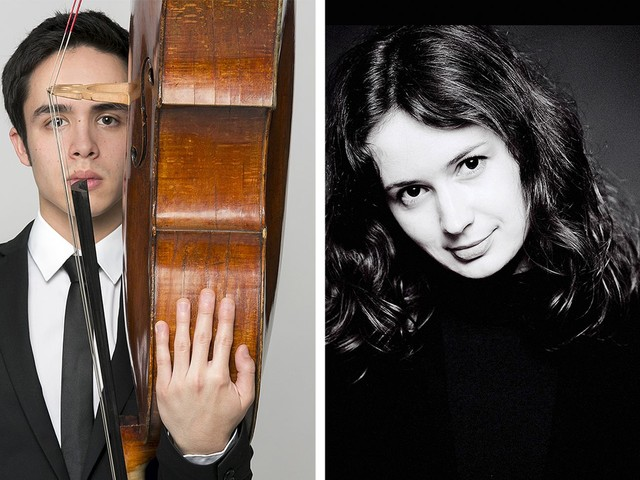 Violinist Patricia Kopatchinskaja, cellist Jay Campbell subvert classical conventions