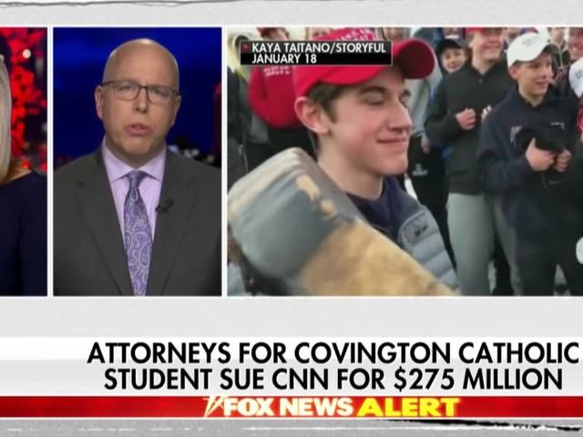 CNN settles defamation suit with Covington Catholic's Sandmann
