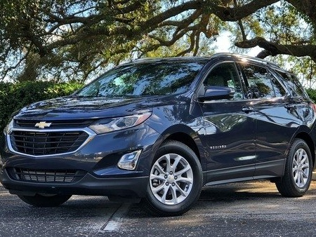 Chevrolet Equinox Turbodiesel – Driven