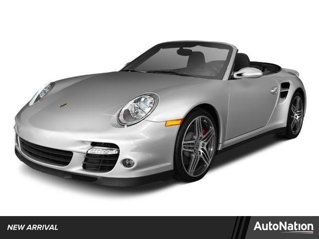 2008 Porsche 911--Carrera--S--Cabriolet