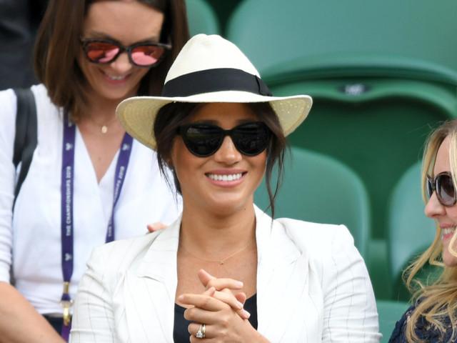 Did Duchess Meghan's jeans break Wimbledon etiquette?