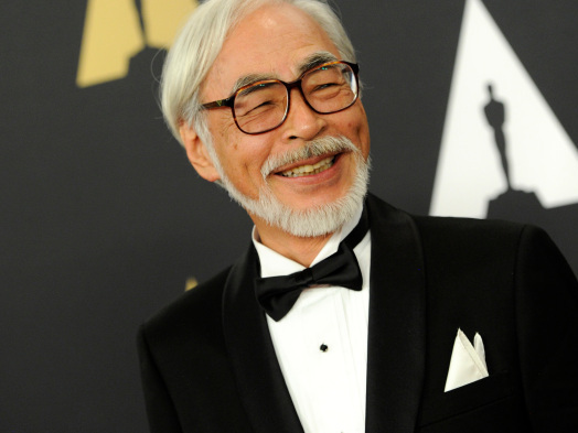 Animation Filmmaker Hayao Miyazaki to be Honored with 2019 Sklar Creative Visionary Award
