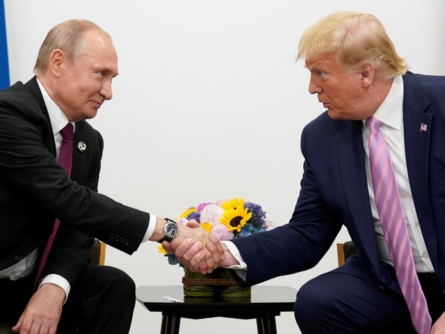 Trump wants to let Russia back into the G7, but Putin must do these 9 things first