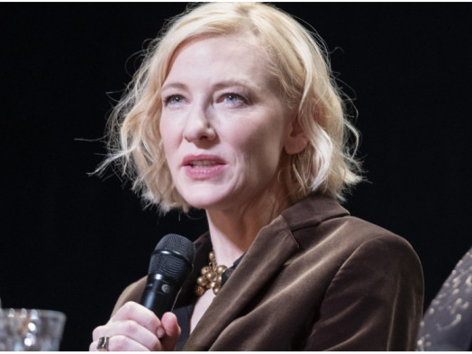 Cate Blanchett on Harvey Weinstein: Industry Must 'Move Forward Without Repetition'