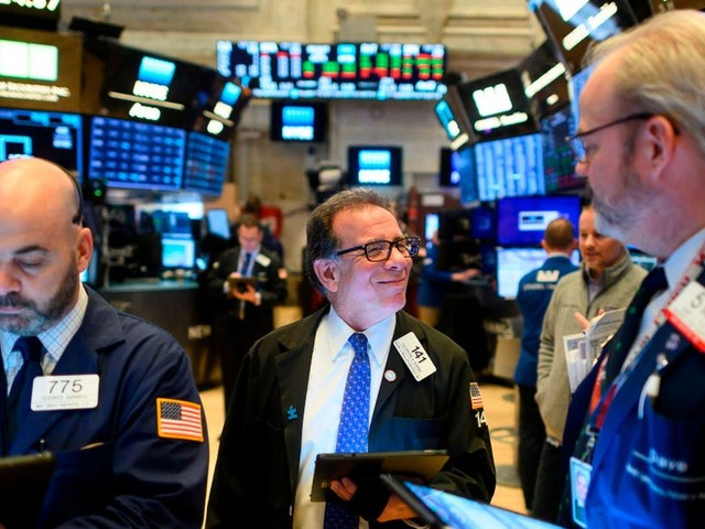 S&P 500 and Nasdaq hit records on positive labor-market data